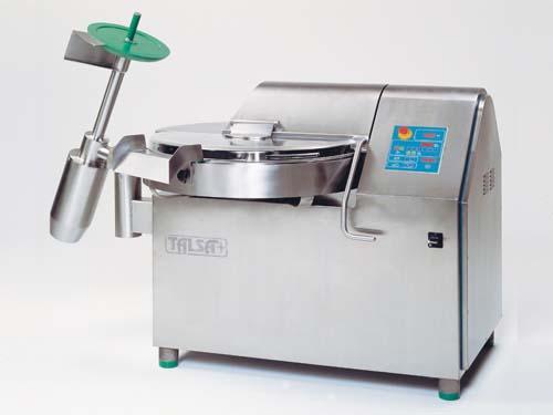 Cutters industriales electrónicas para carnicería