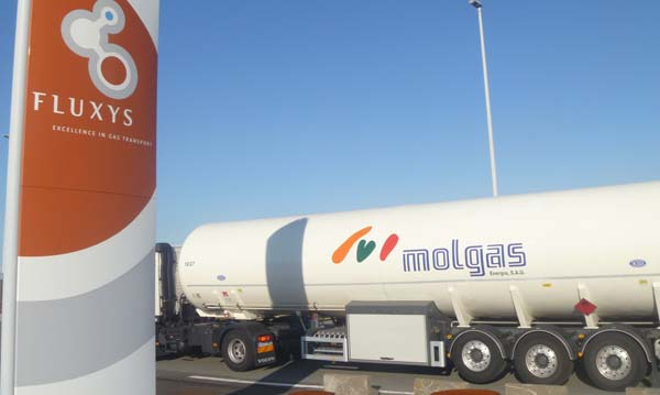 Molgas - Gas Natural Licuado