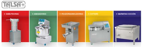 Fabricación de maquinaria para la industria cárnica