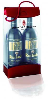Packaging para regalar vino