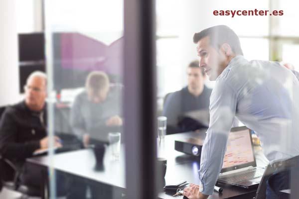 Alquiler de oficinas | Easy Center