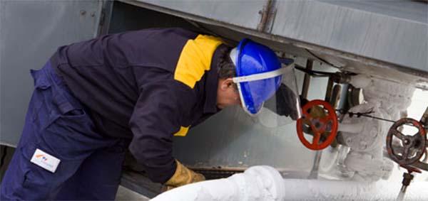 Instalación gas natural licuado