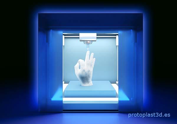El 3D y la publicidad | Protoplast 3D