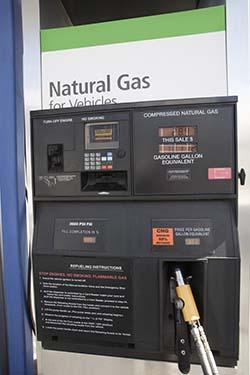 Gas natural vehícular