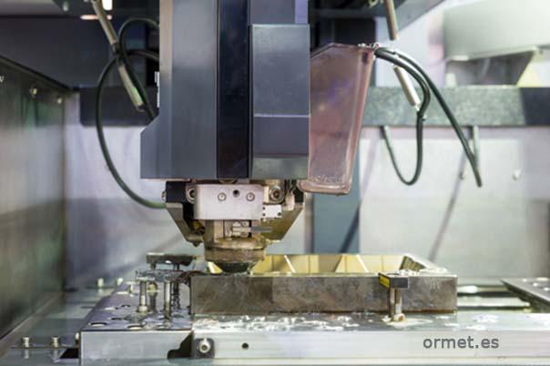 Maquinaria industrial - Ormet