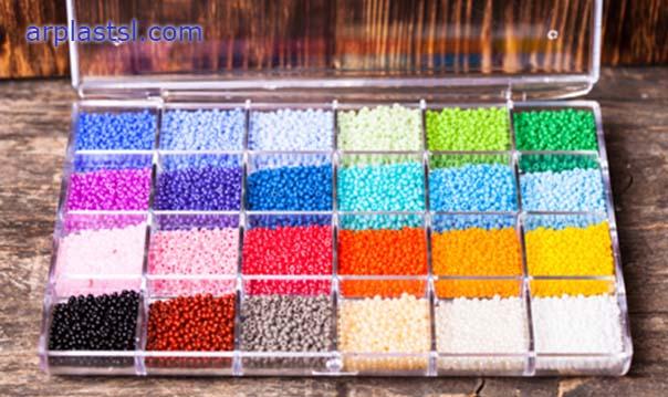 Arplast, fabricación de Cajas de plástico