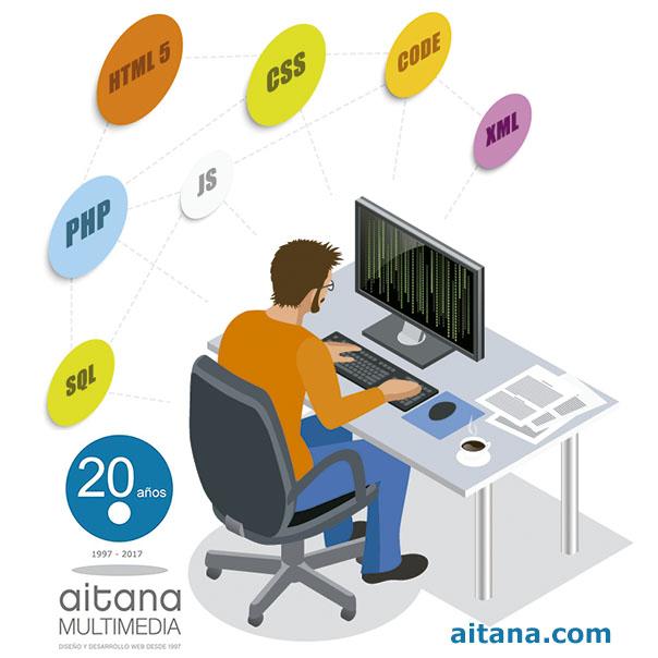 Diseño y Programación Web | Aitana Multimedia