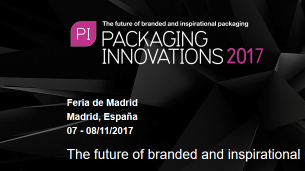 Manufacturas Arplast participa en Feria Packaging Innovation 2017