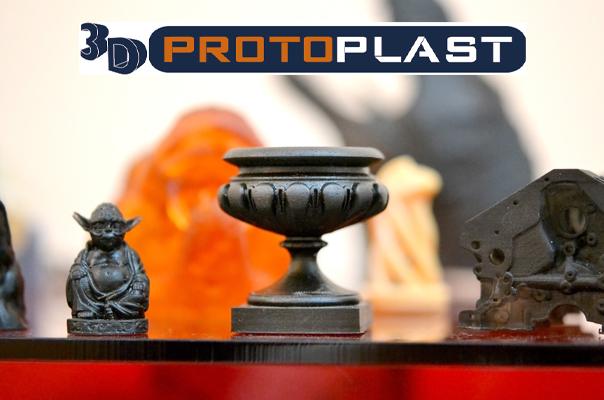Protoplast 3D empresa de prototipo e impresión 3D