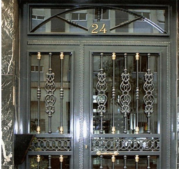 Ferroforma, fabricante de puertas de hierro