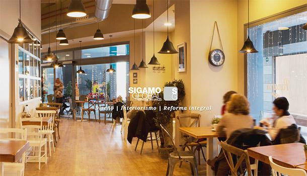 Sigamo Global, interioristas y decoradores de locales comerciales, viviendas y franquicias