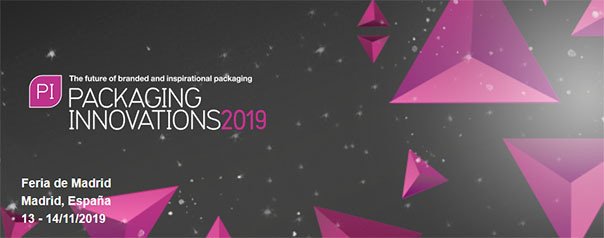 Packaging Innovations Madrid 2019 | El futuro del packaging