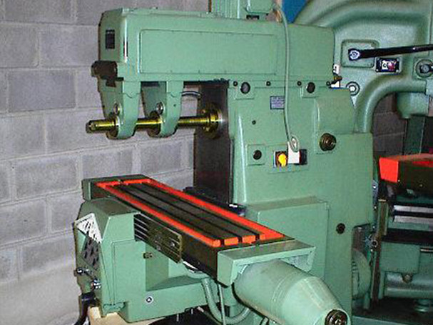 Reparacion, mantenimiento y venta de maquinaria usada.