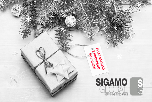 Sigamo Global os desea felices fiestas
