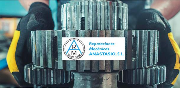 RM-Anastasio reparaciones máquinas industriales