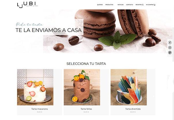 Pastelería Online | Venta de tartas personalizadas en Valencia